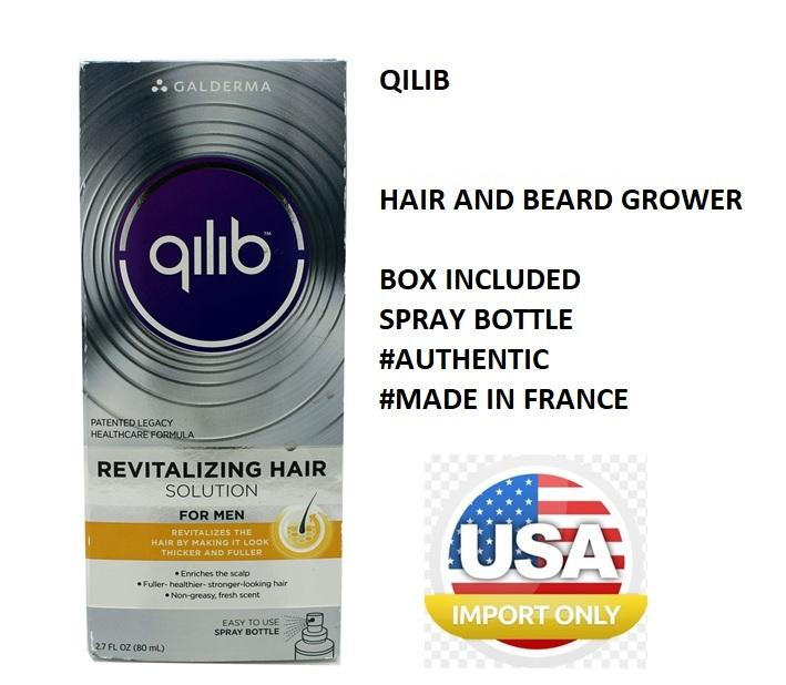 Qilib Hair Grower For Men By Bbbsolutions1999.