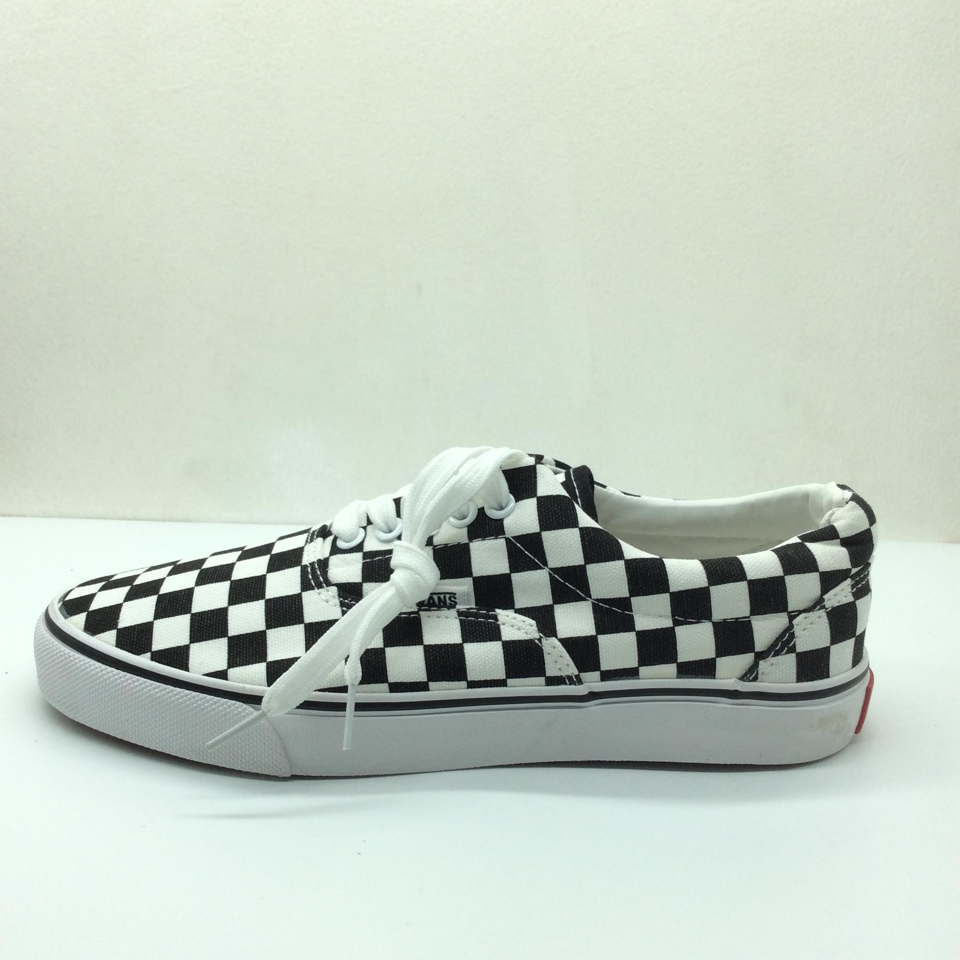 Vans Color casual Plaid shoes for men