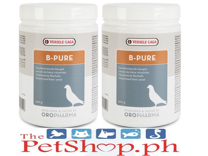 Versele Laga Oropharma B-Pure 500g Set Of 2 By Thepetshop.