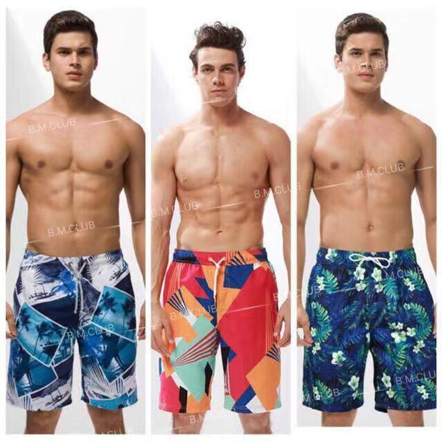 Beach Shorts For Men/free Size By Blue-Sky.