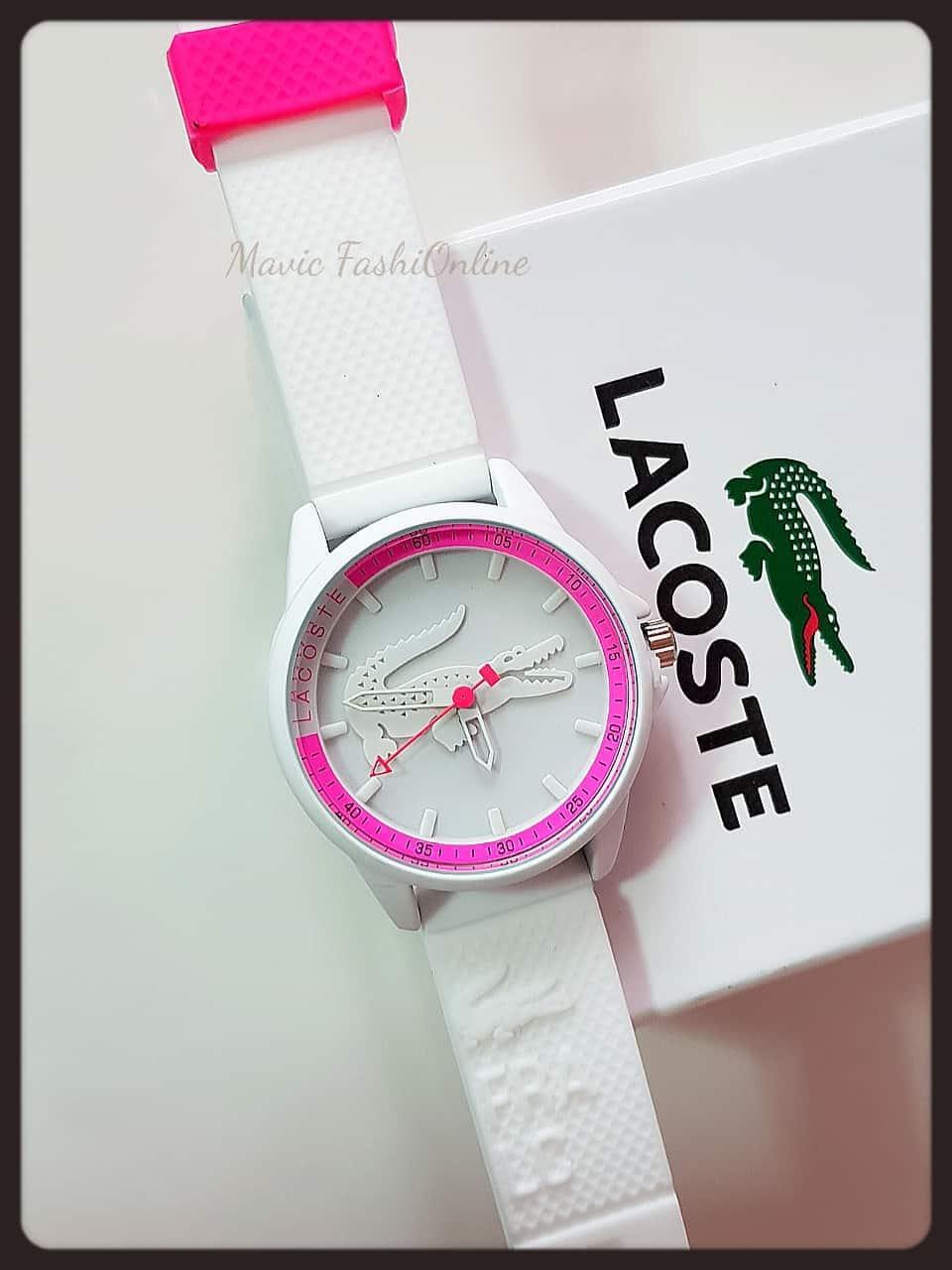 9651d82c16 SALE! Authentic Quality Lacoste Neon Fashion Trendy Watches
