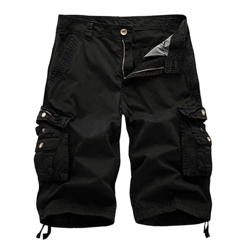 Cargo 6 Pocket Jogger Shorts By Sports Thigns.