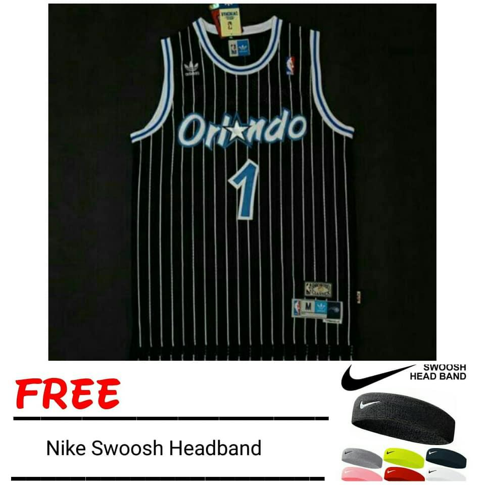 huge selection of e2e46 6a4c5 Tracy McGrady Retro Orlando Magic Jersey