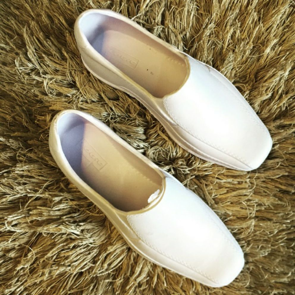 F.PH Comfy White Splasher Shoes for