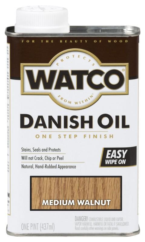 Watco Danish Oil, Pint By Borderland.