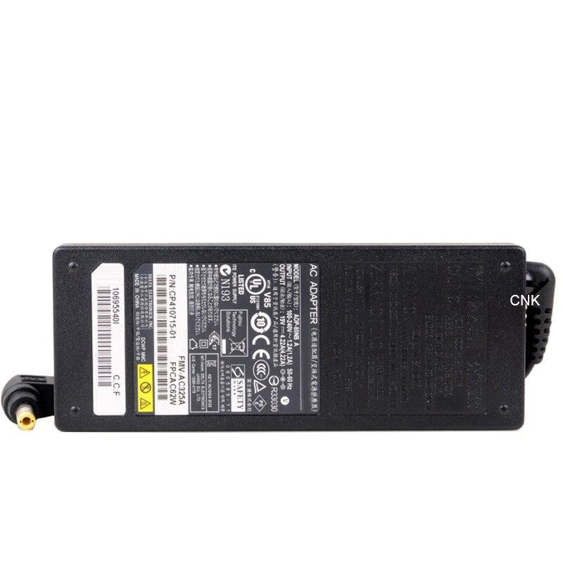 19v 4.22a Notebook Power Ac Adapter Laptop Charger For Fujitsu Ah532 Ah531 Ah530 Ah522 Adp-80nb A Fpcac62w 5.5mm*2.5mm.