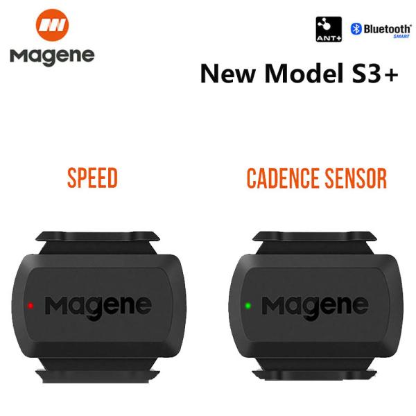 【Hot Sale】MAGENE Gemini 210 S3 + Cadence Cảm Biến Tốc Độ + Bluetooth Dành Cho Máy Tính Xe Đạp Strava Garmin Bryton