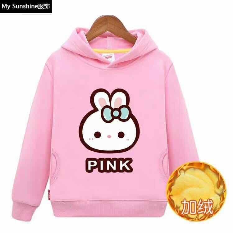 c66d4455c60d unisex kids Sweatshirt Korean Style Cute Print H KSweatshirt Tracksuit  Pullovers