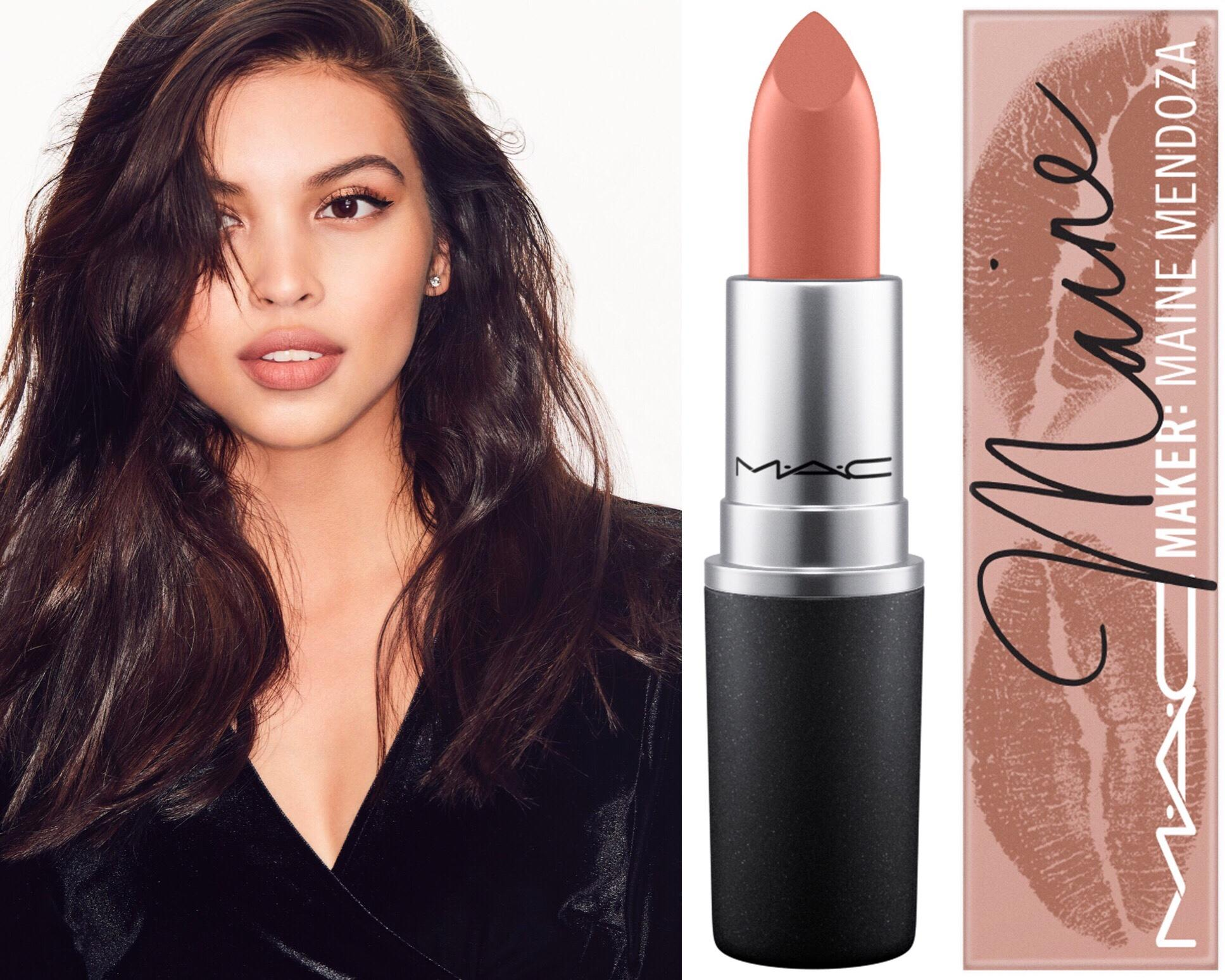 Bonbon Shop M.a.c Maine Mendoza Lipstick By Bonbons Shop.
