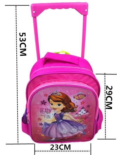 New Arrival Stroller Bagpack For Kids Fashiontrolley Bag(sofia)*jm By Jm Shoes.