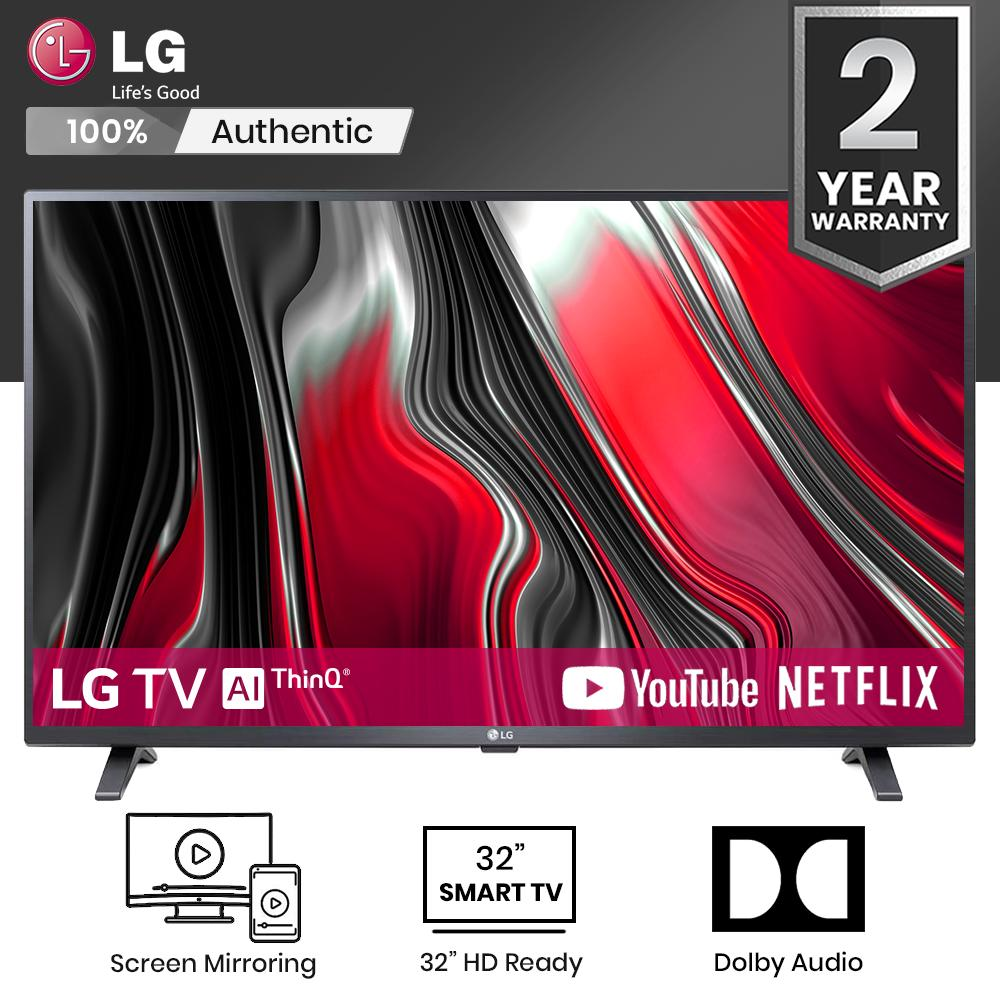LG 32 Inch Screen Smart HD Ready LED TV 32LM630BPTB
