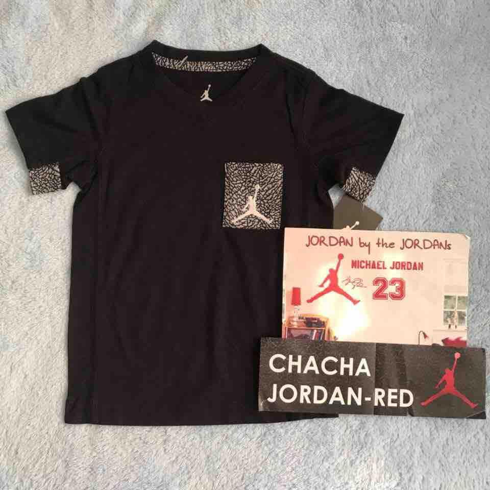 quality design 7e6b9 81e3e Jordan Pocket Tee - Toddler