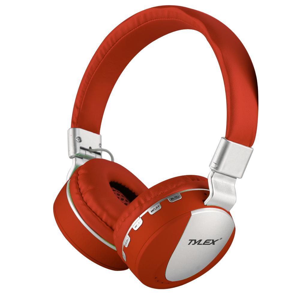 dbf1cfc151a TYLEX MS-K9 Wireless 4.2 Stereo Portable Bluetooth Hi-Fi On-Ear Headphones