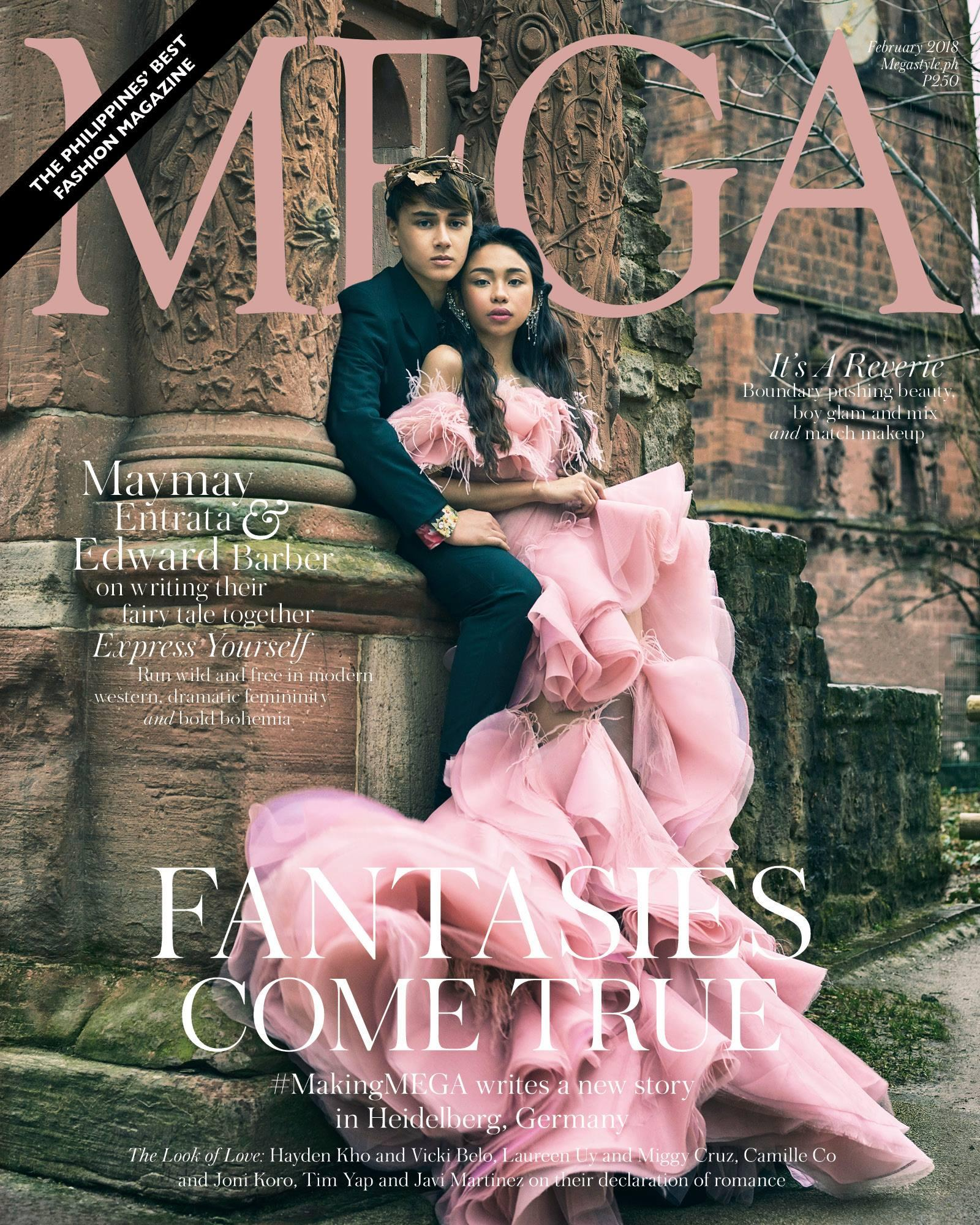 Mega Magazine Bundle - Mayward By One Mega Group Inc..