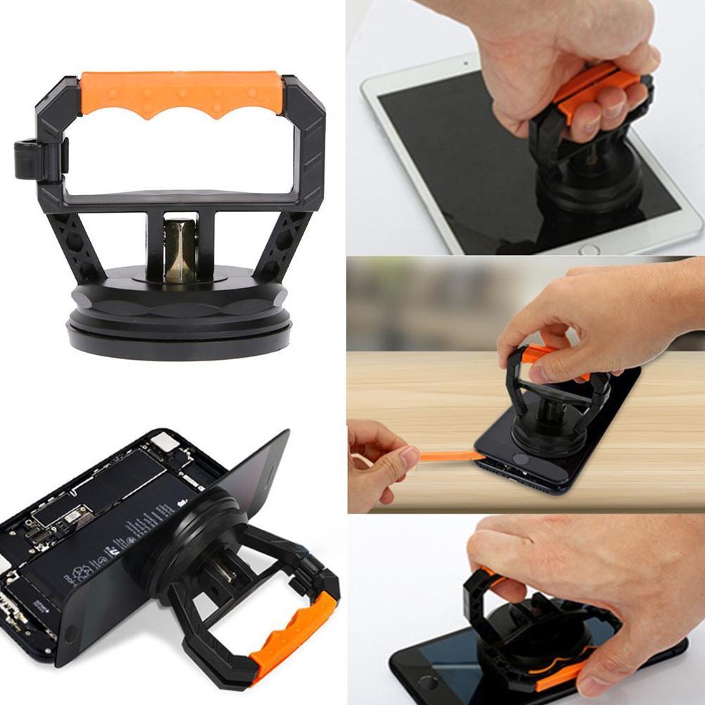 Big House JM-SK05 Suction Cup Heavy Duty Smart Phone Repair LCD Screen Opening Tool Black Orange Color