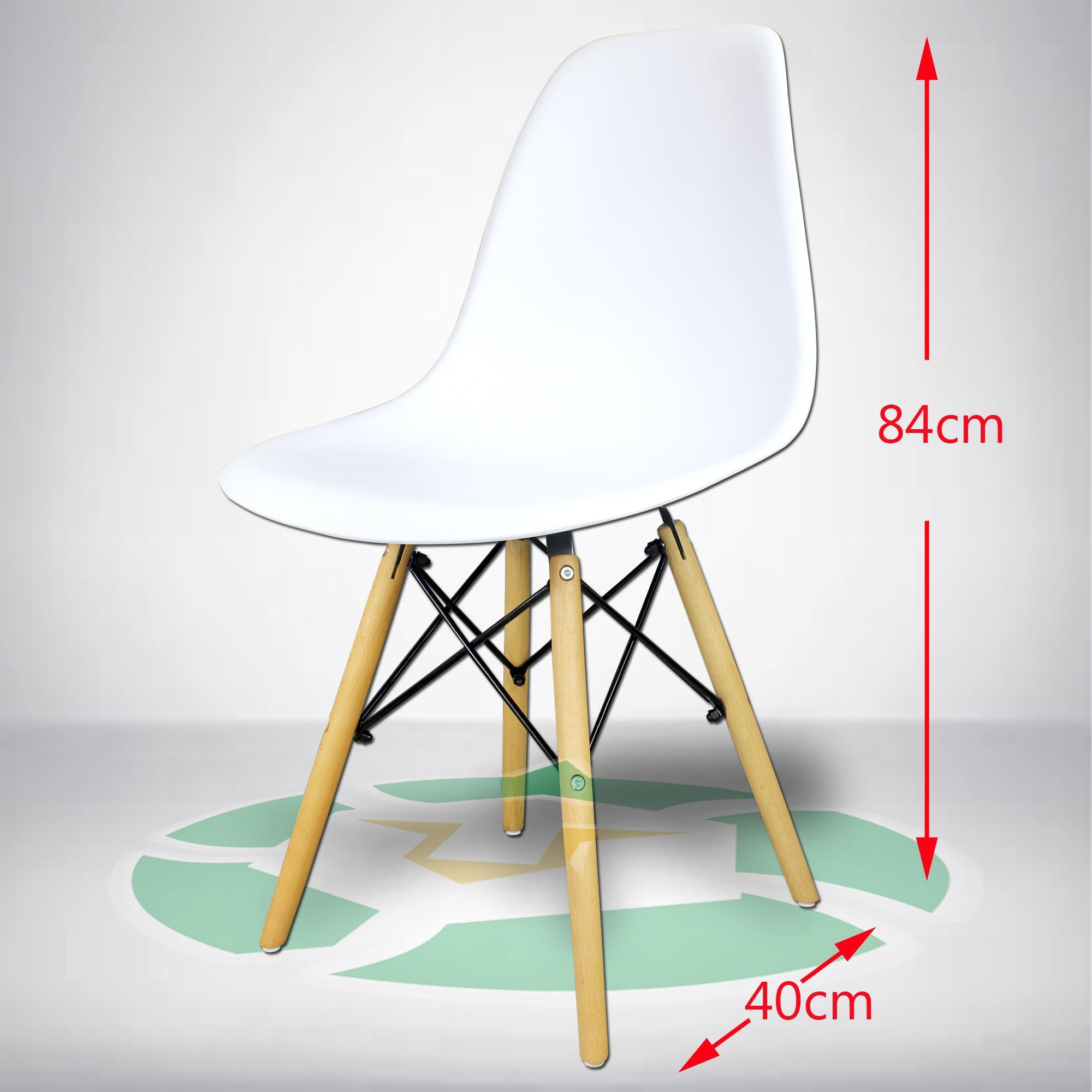 New Modern Contemporary Minimalist Dining Chair Ergonomic Chair