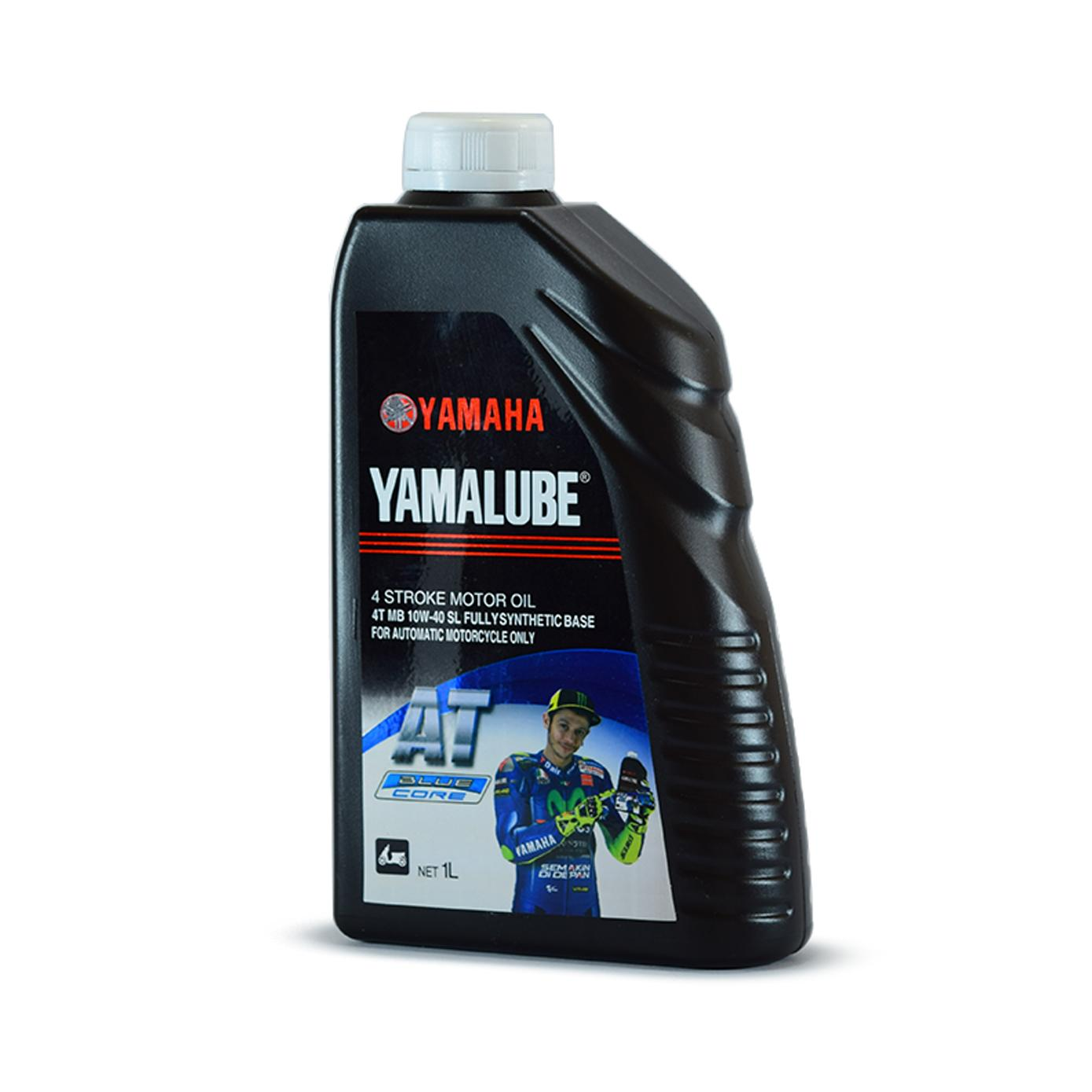 Yamalube At Blue Core Sl 1 Liter By Transcycle.