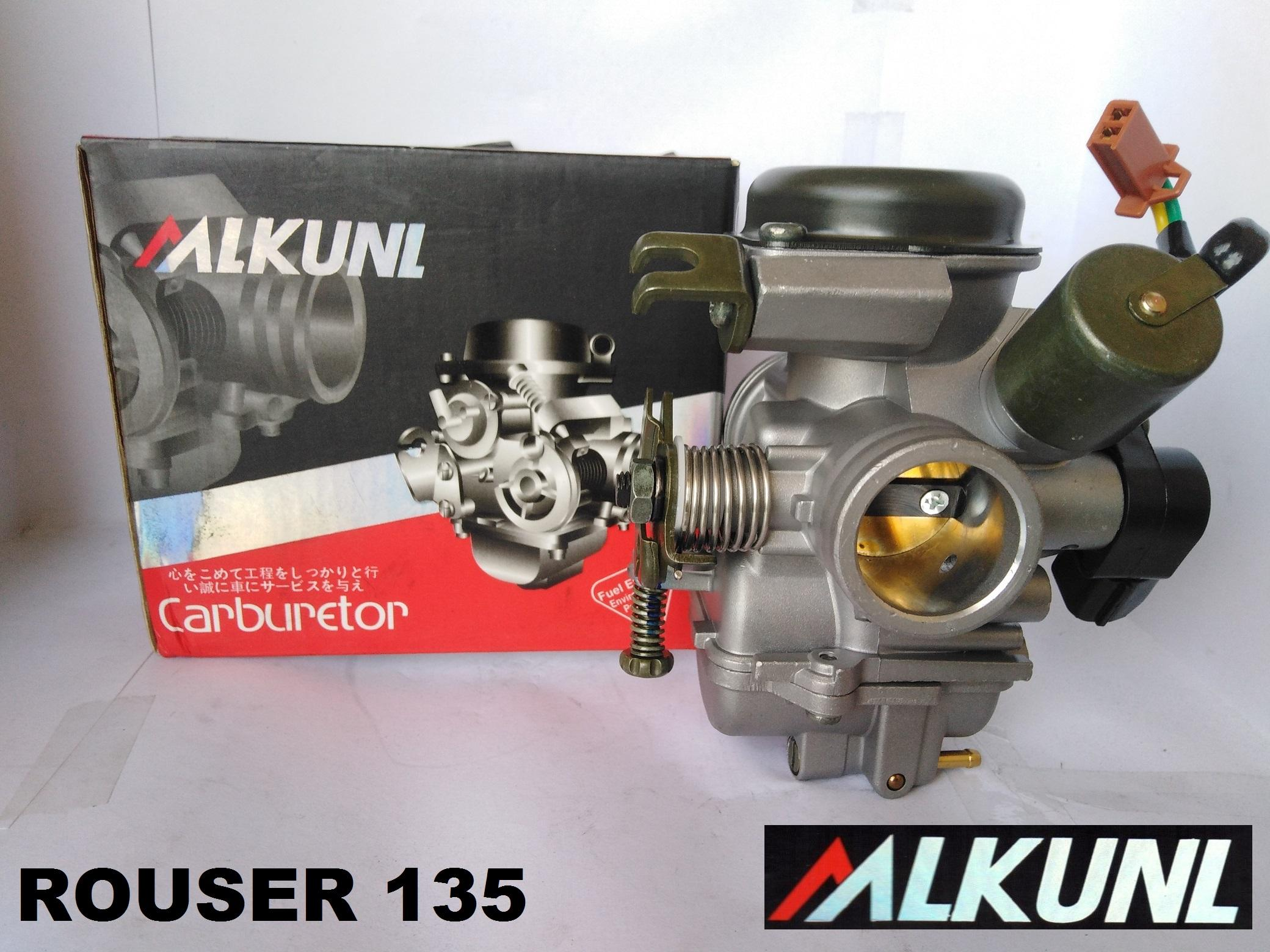 Motorcycle Carburator Assembly - Rouser 135