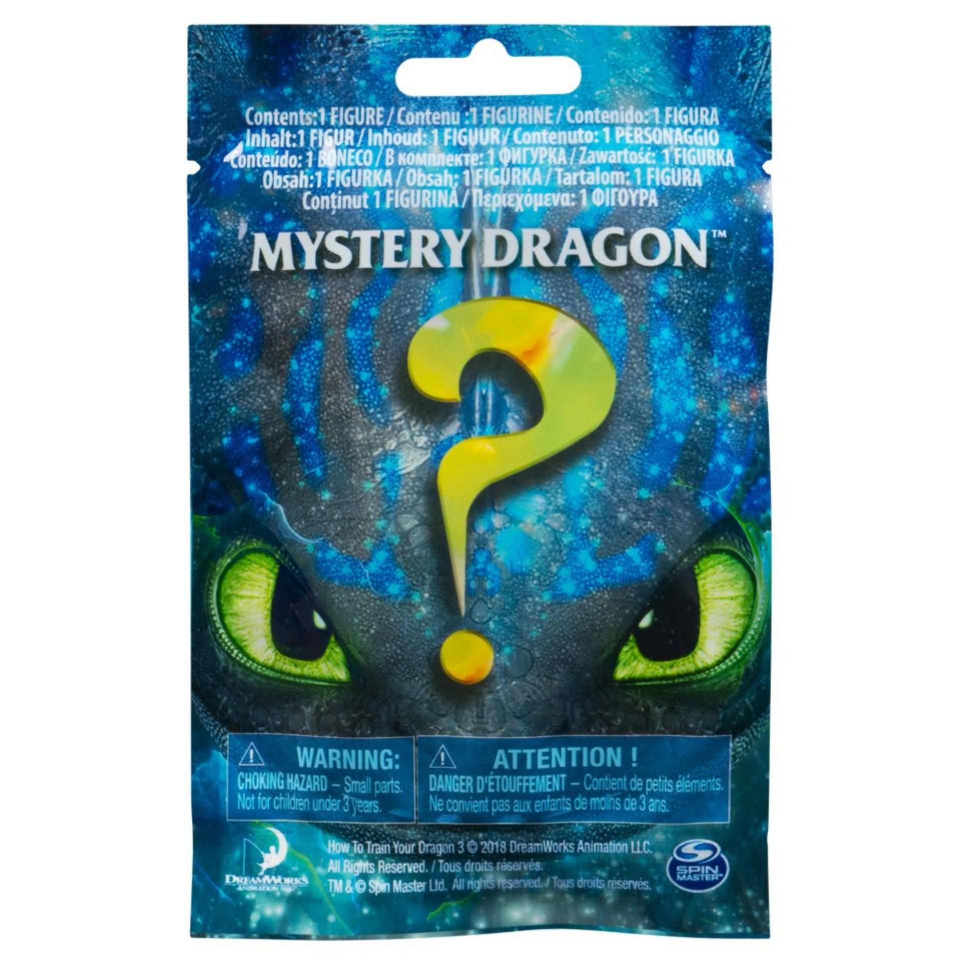 How To Train Your Dragon 3 Mystery Blind Bag
