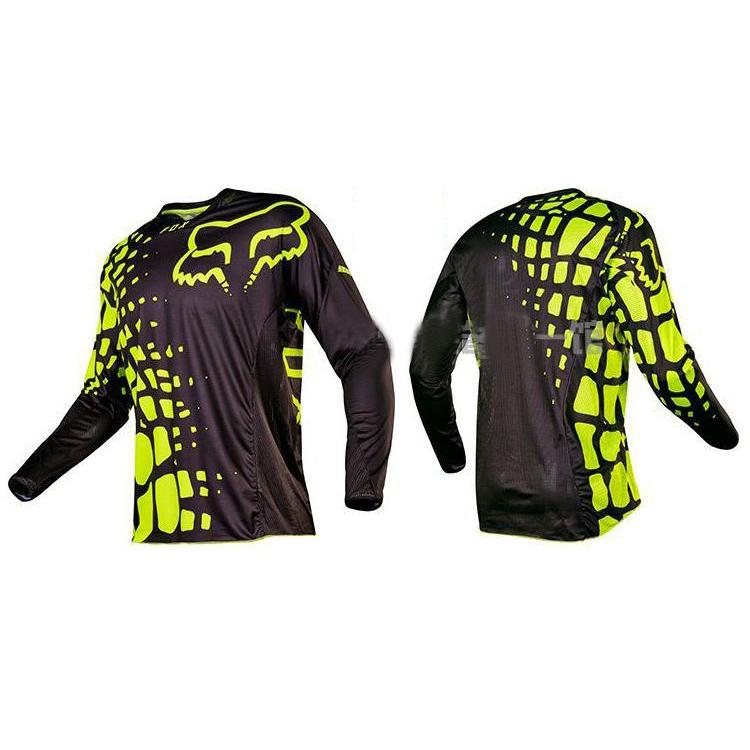 aza.23 Spandex Fox Longsleeve Men s Sportswear Quick DryFortress Cycling  Mountain Bike Motocross Motorcycle  fb7f5723b