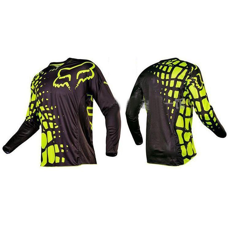 2e1171eae aza.23 Spandex Fox Longsleeve Men s Sportswear Quick DryFortress Cycling  Mountain Bike Motocross Motorcycle