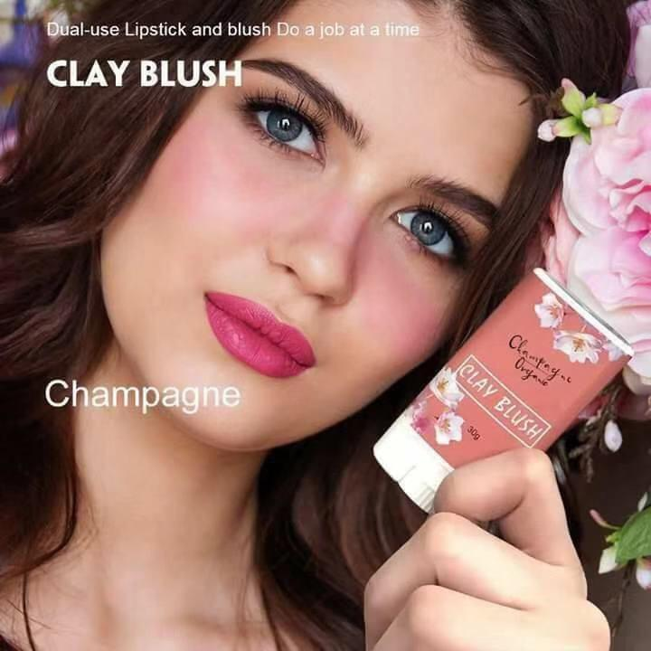 Authentic Clay Blusher Organic 30g Philippines