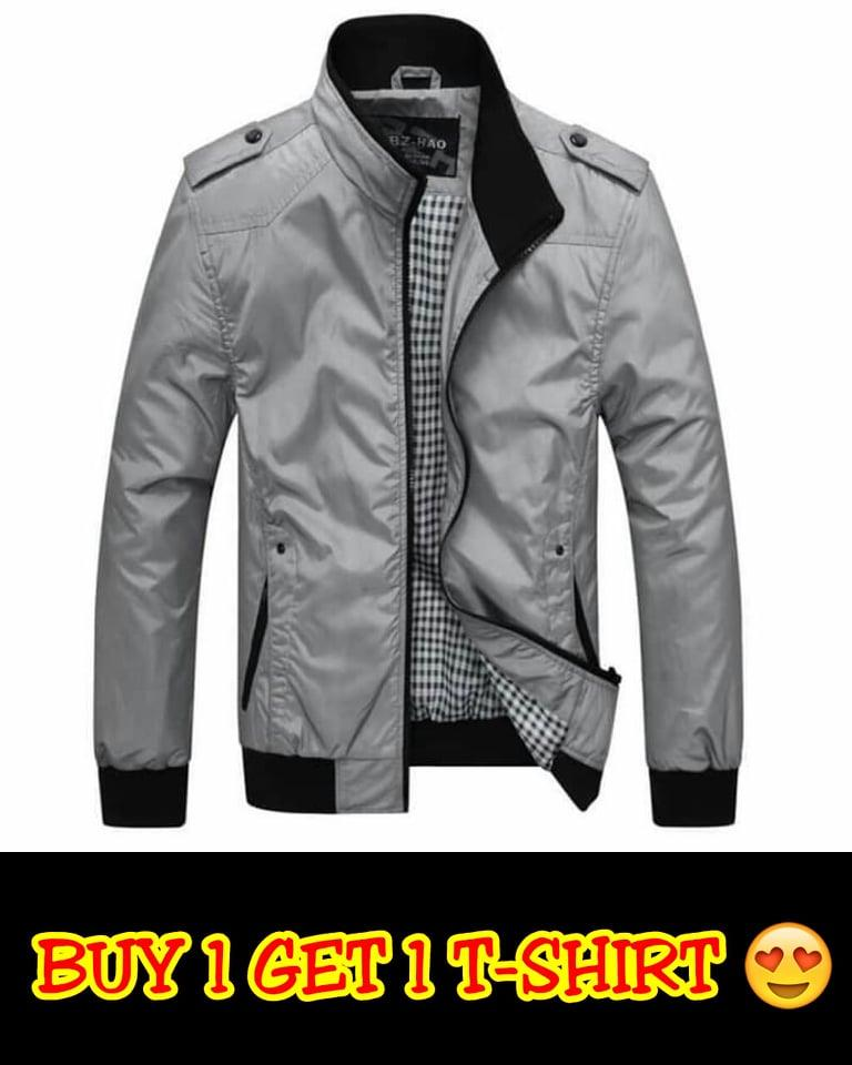 90072221135c9 Bomber Jacket for Men. 17092 items found in Bomber Jackets. BUY 1 korean  jacket JO6 GET 1 FREE TSHIRT