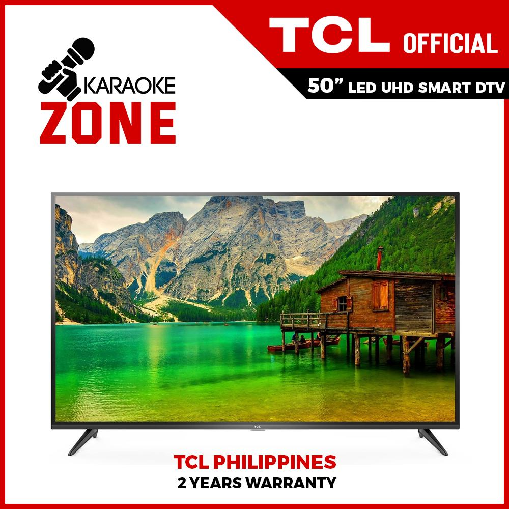 TCL 50 inch Led TV Smart 4K UHD 50P65US