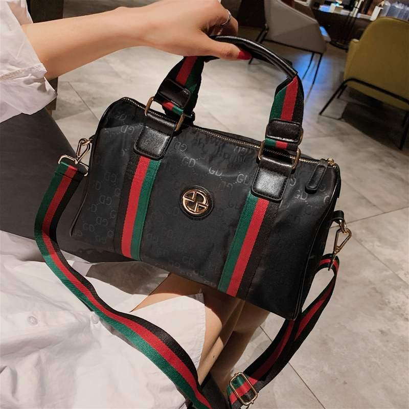 , Gucci Summer women bag bags New Style 2019 Online Celebrity Style Korean  Style Versatile Toth Large Capacity Shoulder bag bags One,Shoulder Big