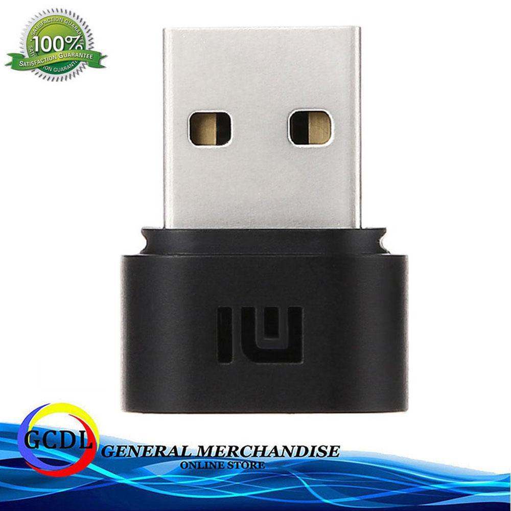 Original Xiaomi 150Mbps USB Powered Mini Portable Mi WiFi Adapter Router(Black) - intl