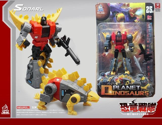 Swoop 5pcs set kids toys Transformers G1 DINOBOTS Grimlock+Slag+Sludge Snarl