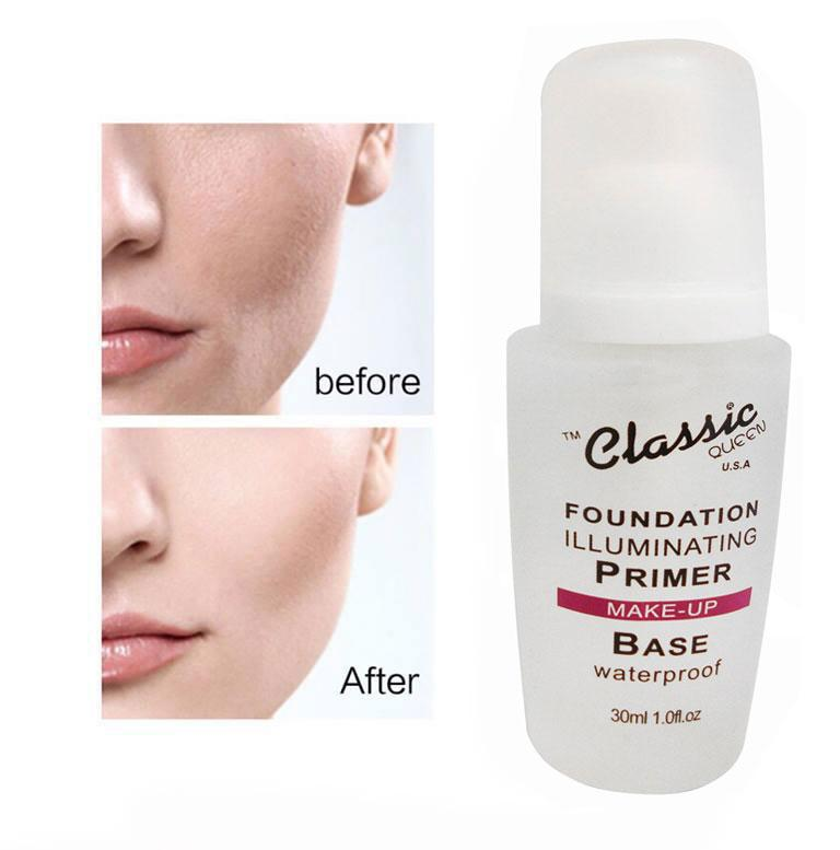 CLASSIC QUEEN FOUNDATION ILLUMINATING PRIMER MAKEUP Philippines