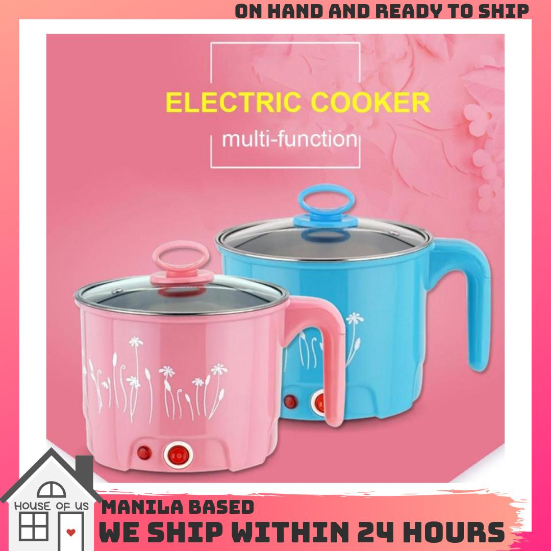 HOUPH Mini Electric Hotpot Noodle Heater Cooker