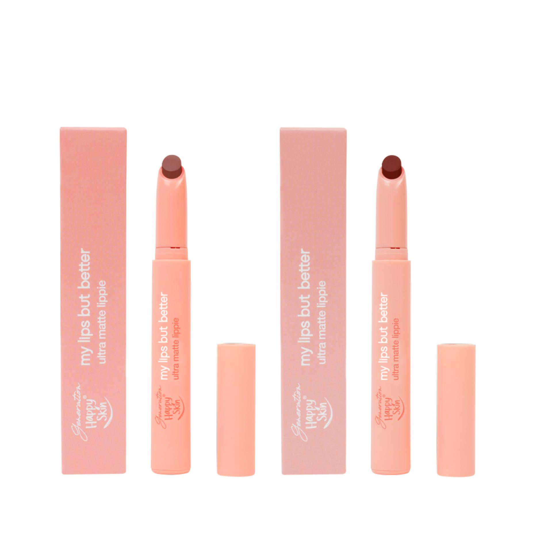 NEW! MLBB Ultra Matte Lippie Holiday Set  in Purity and Simplicity Philippines