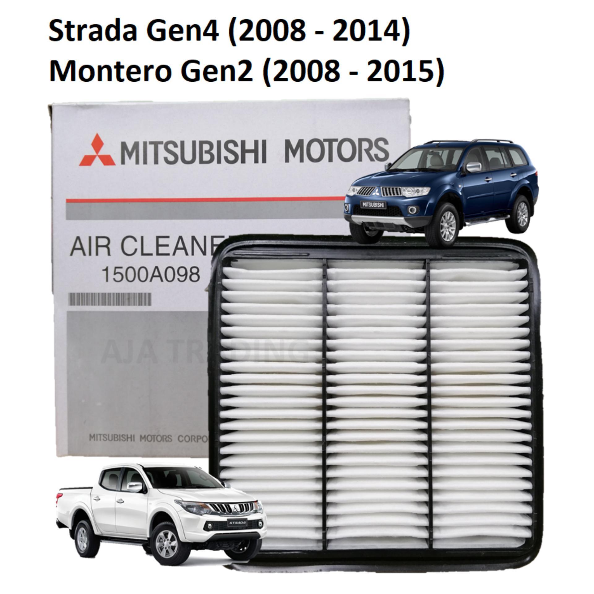 Air Filter for Mitsubishi Strada and Montero Gen2 (2008 - 2015)