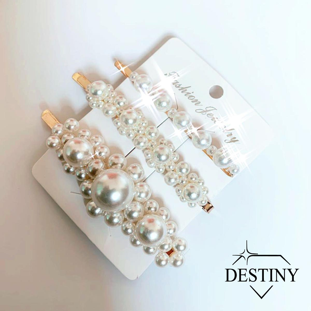 Korea Women Shiny Rhinestones Big Small Star Hairpins Hair Accessories For Girls Metal Gold Silver Hair Clips Hairgrip Jewelry Sets & More Hair Jewelry