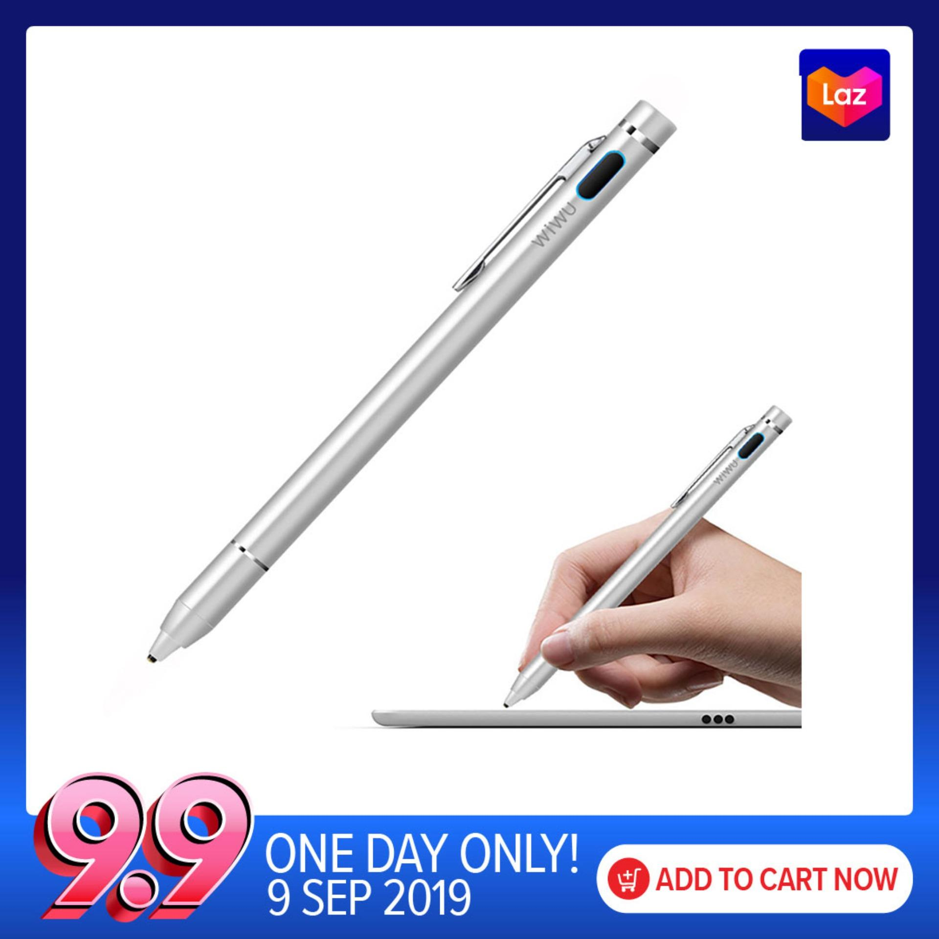 WIWU High Precision Technology Touch Screen Pen Stylus Pencil For  Iphone/Table Suitable for Apple ios and Android system