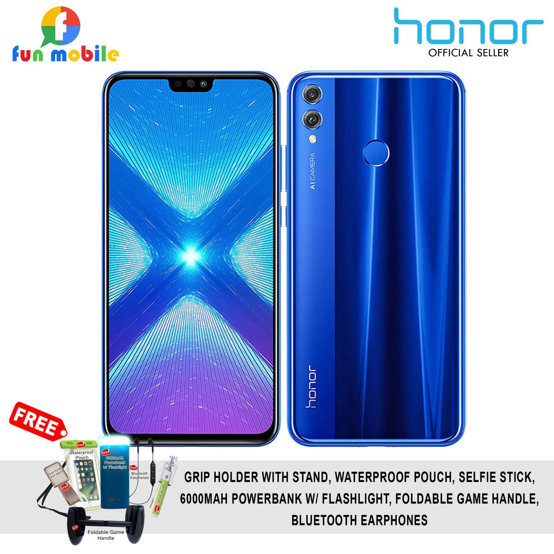 HONOR 8X BLUE