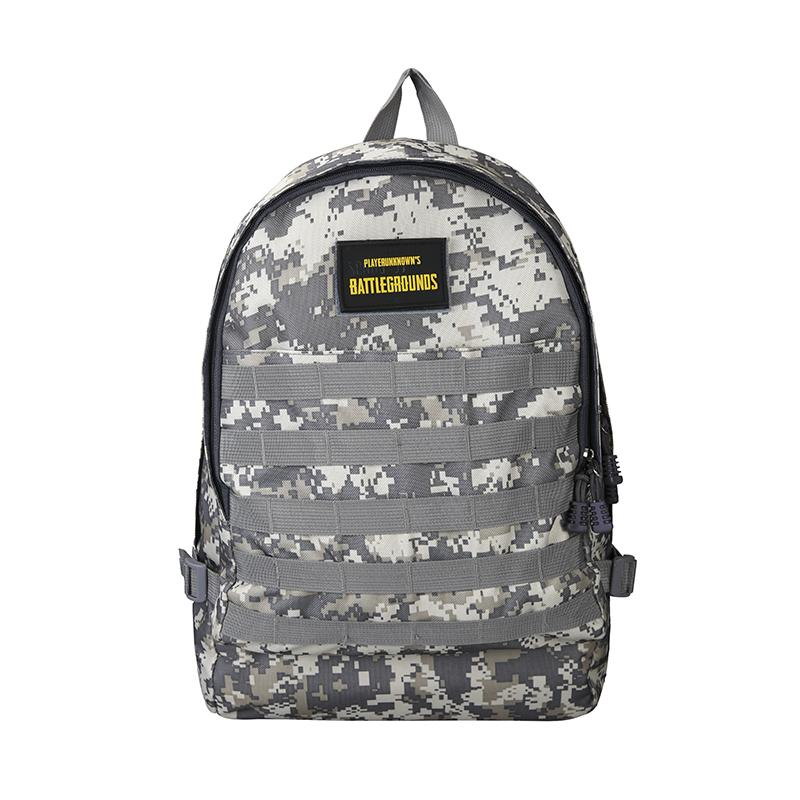 0c9b0d2cea Chicken School bag bags boy men Large Capacity Camouflage Backpack Primary  School Student's Jedi Survival Tactical
