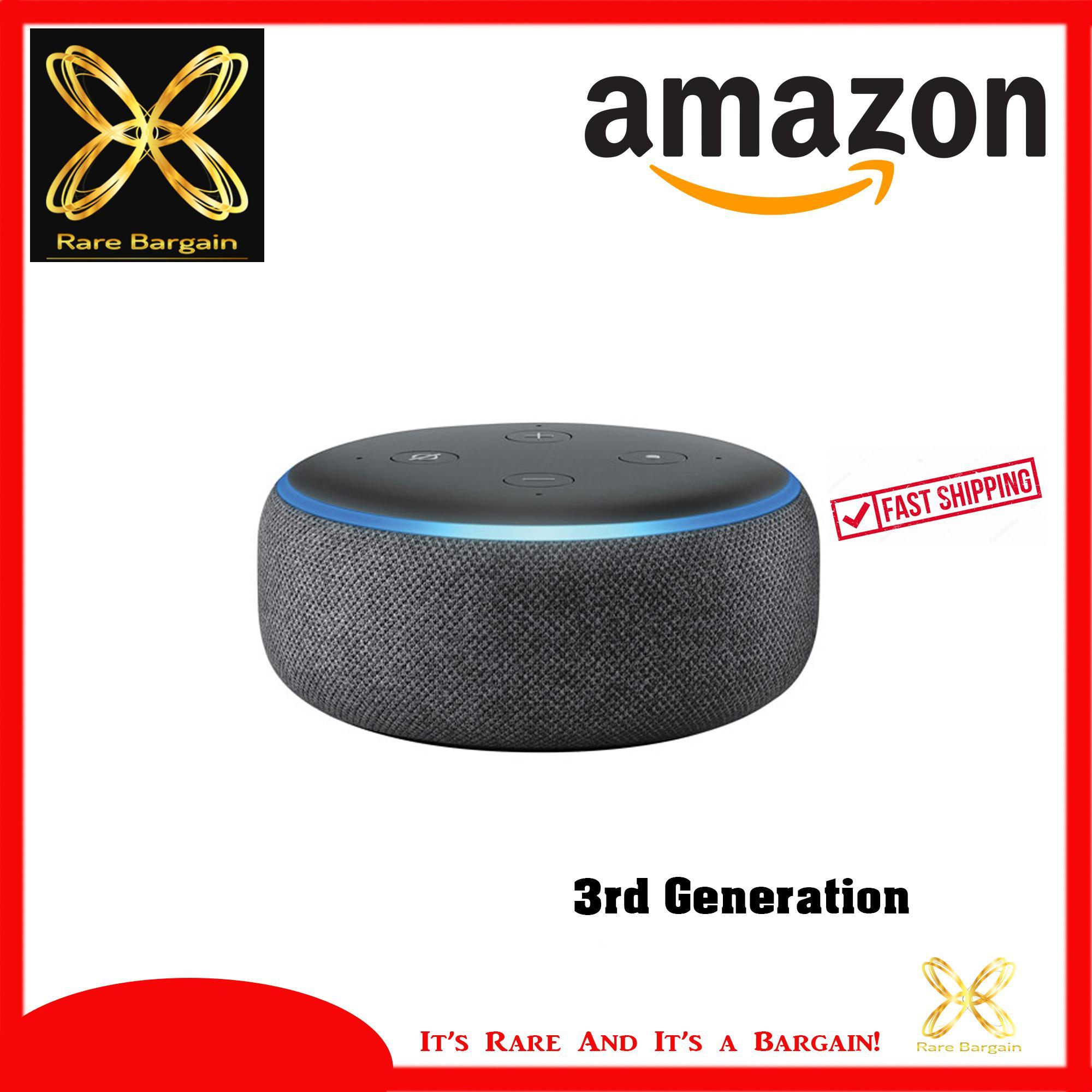 Amazon Echo Dot 3rd Gen Smart Speaker with Alexa