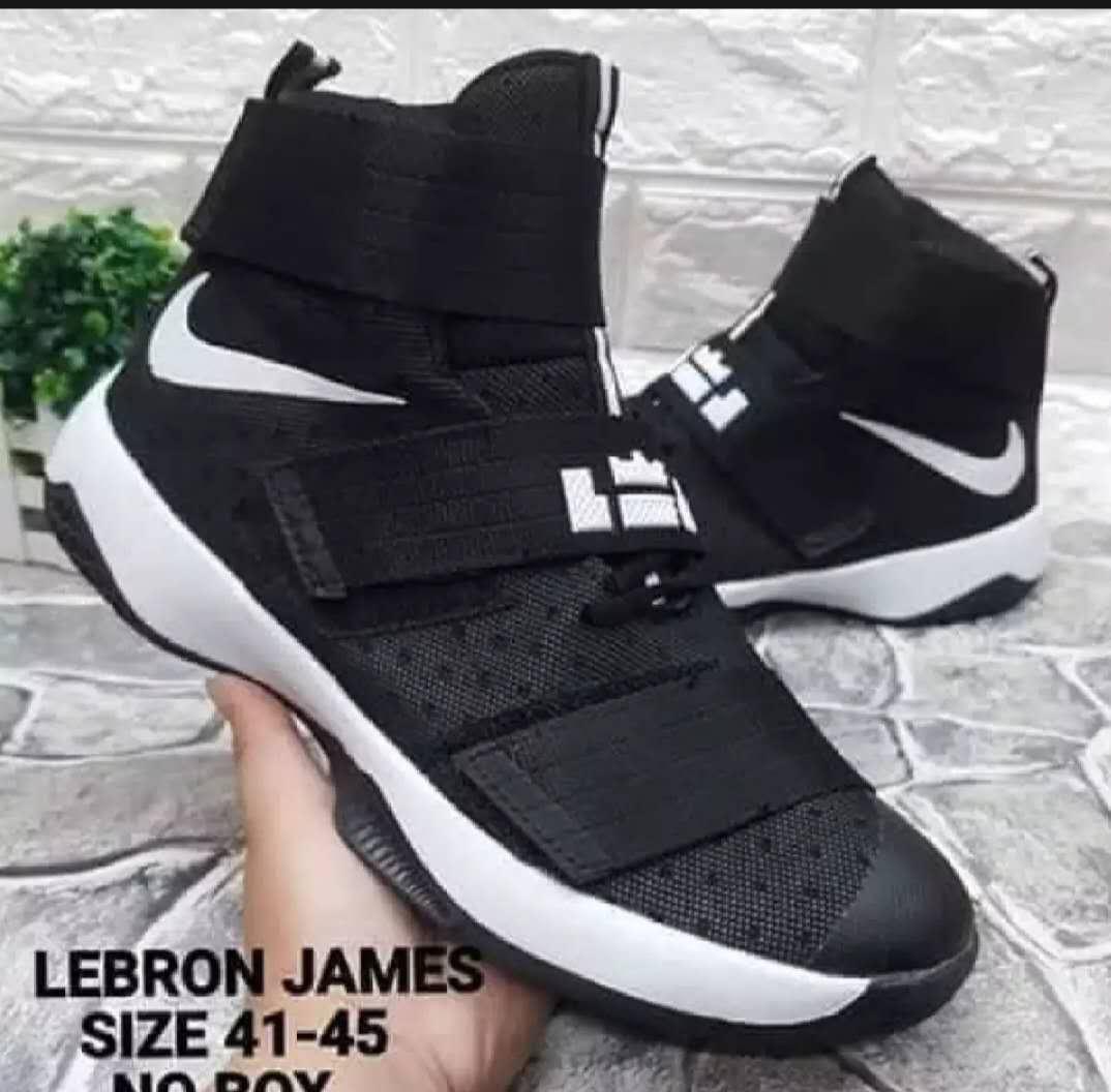 Lebron Nike High Cut Basketball Shoes