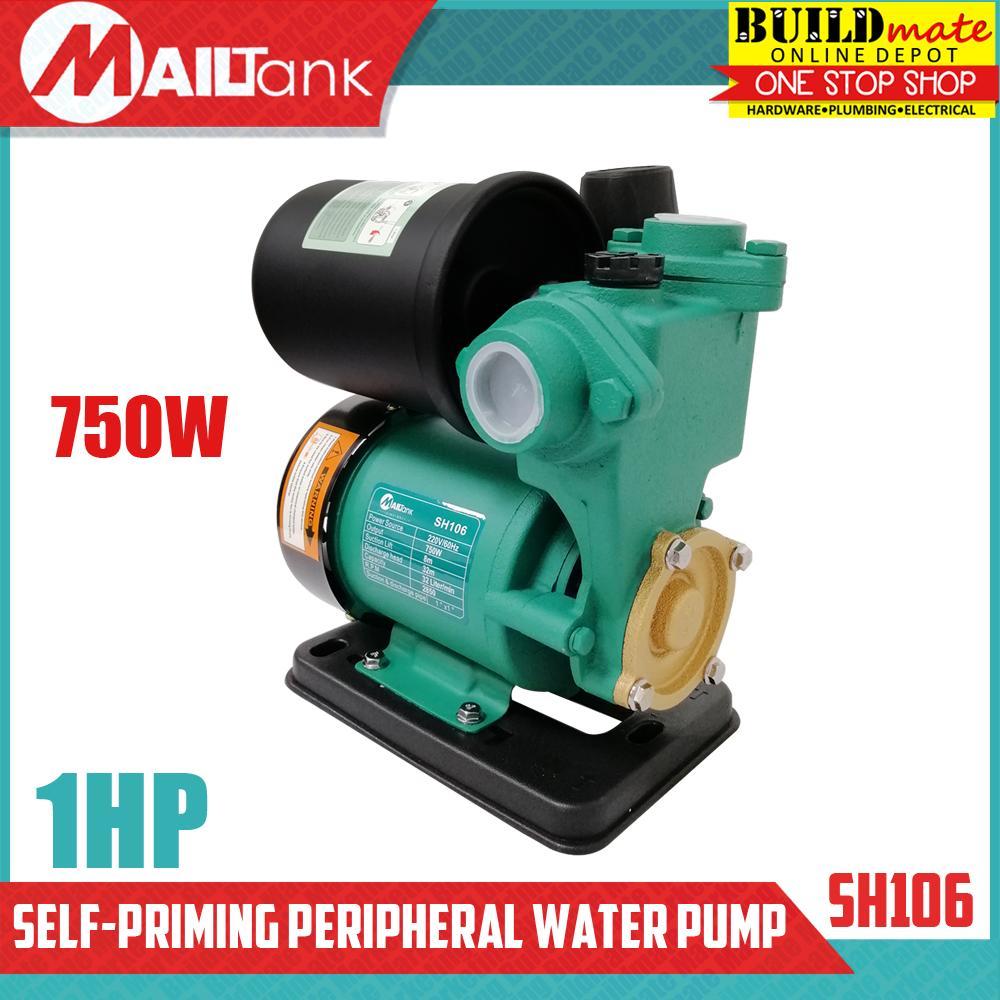 MAILTANK Self-Priming Peripheral Water Pump 1HP 750W SH106