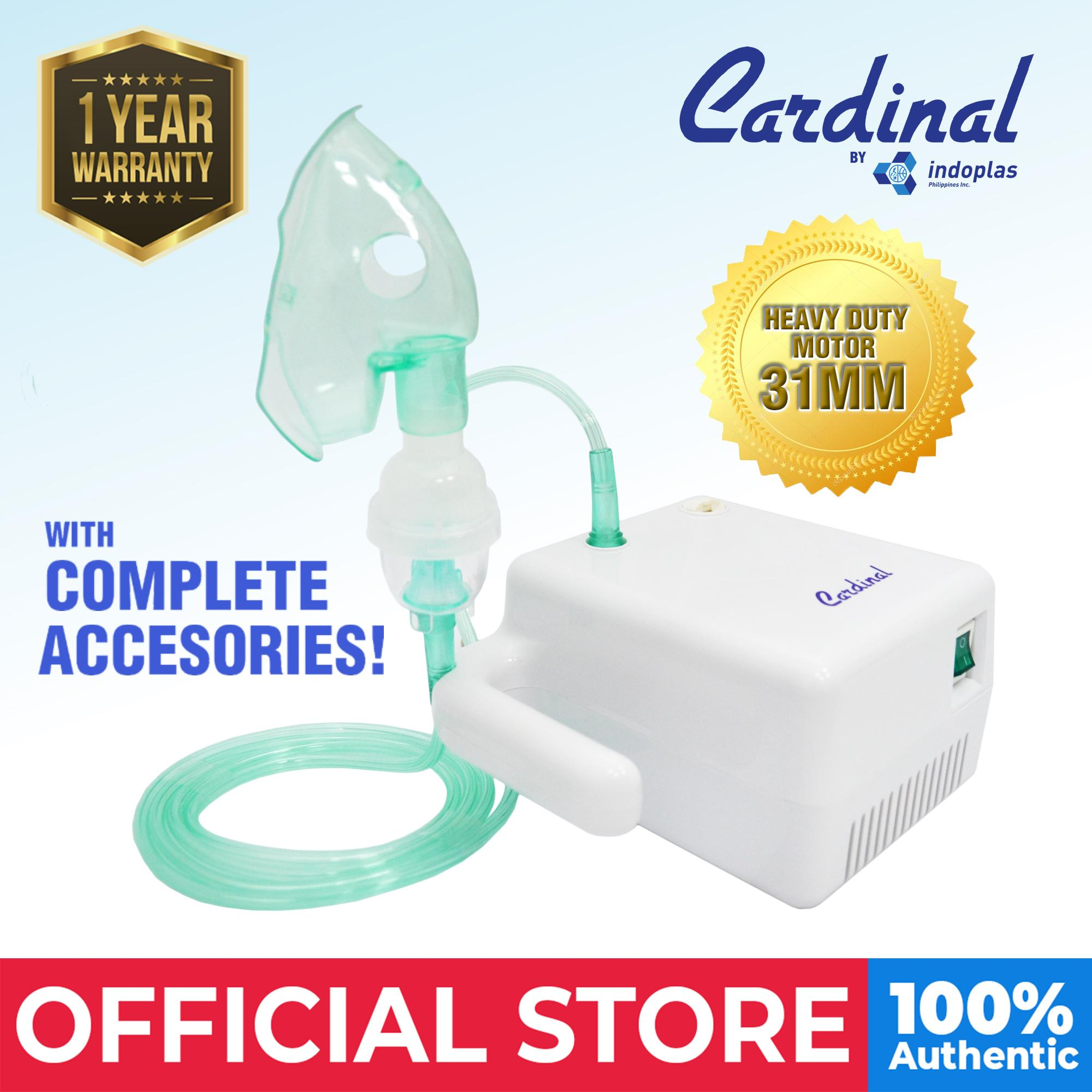 Cardinal Compact Nebulizer By Medical Supplies Philippines.