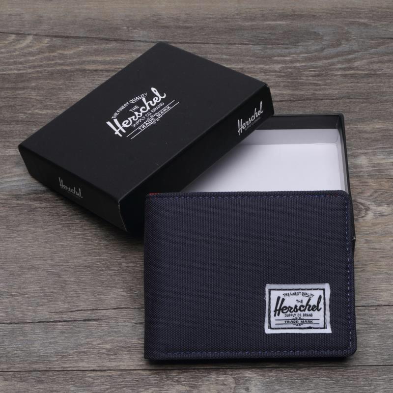 JCC herschel wallet short wallet best seller with box
