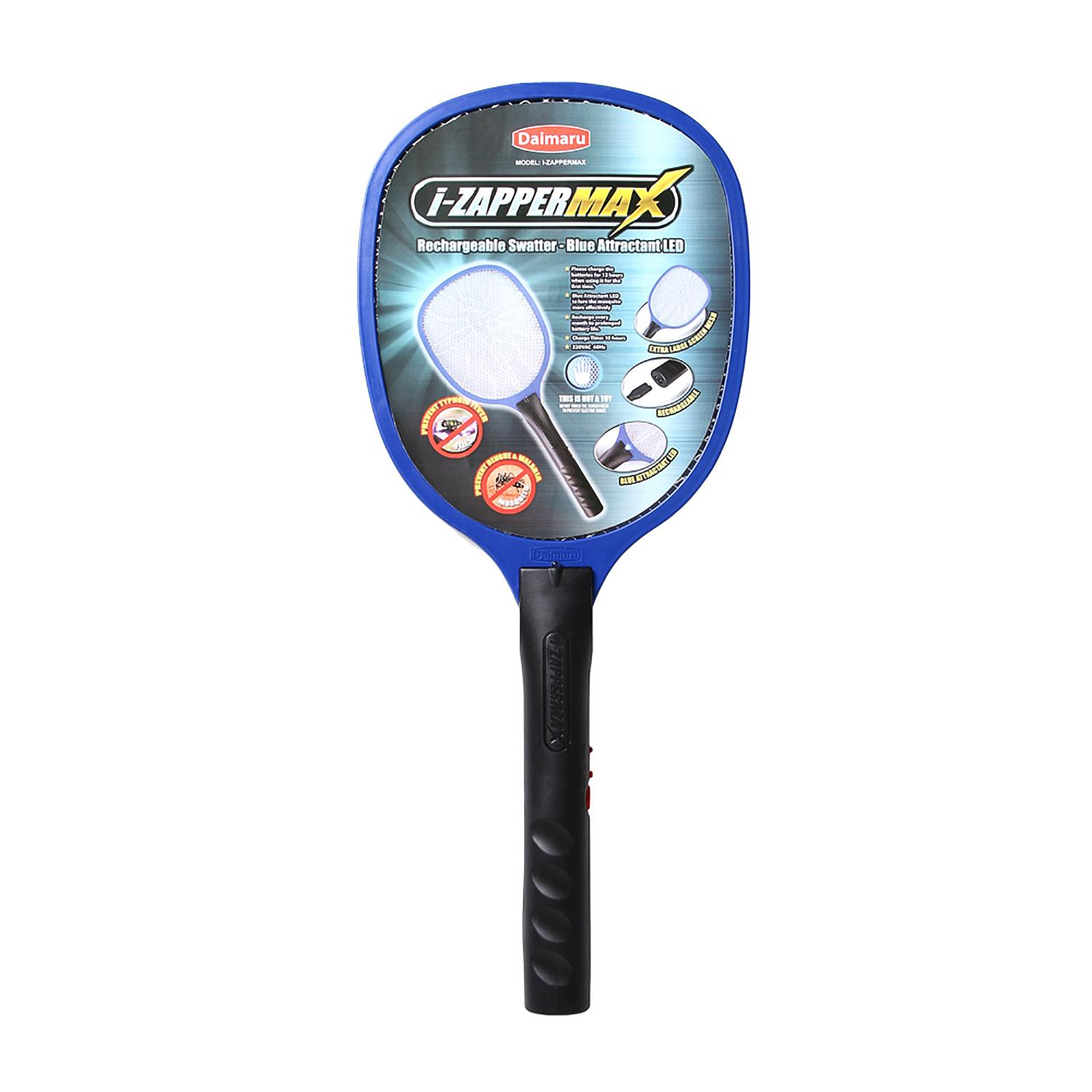 Daimaru iZappermax Rechargeable Insect Swatter image on snachetto.com