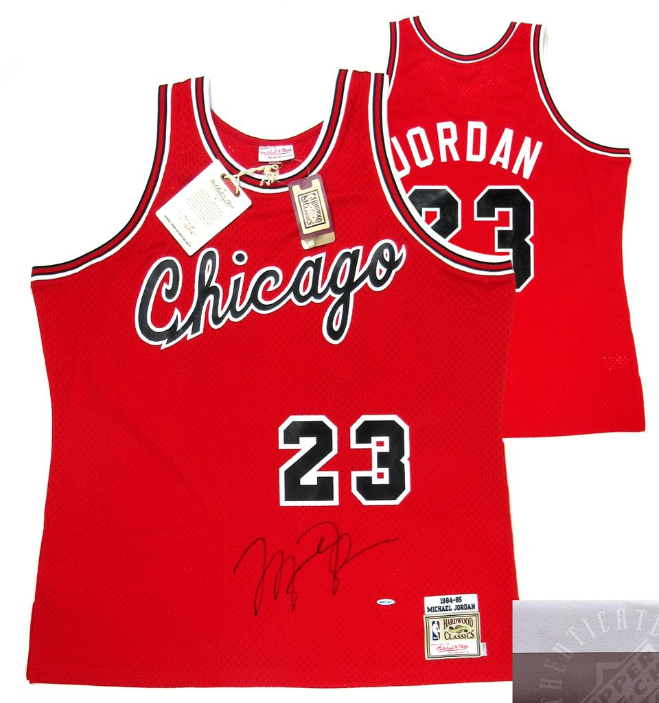 huge discount 92ca2 7ca8c NBA BASKETBALL RETRO JERSEY Michael Jordan 1996-97 Authentic Jersey Chicago  Bulls