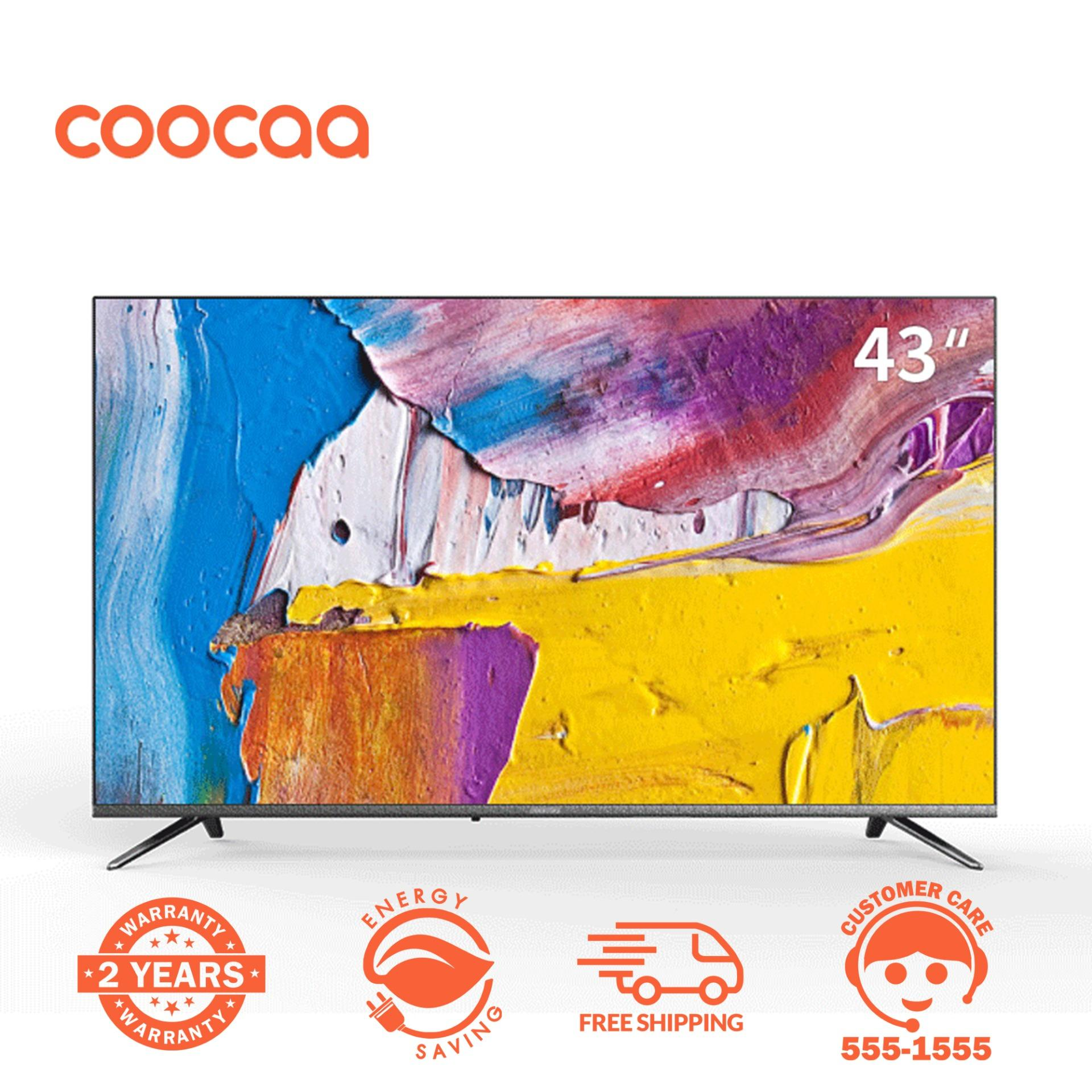 Coocaa Philippines - Coocaa Smart Televisions for sale - prices