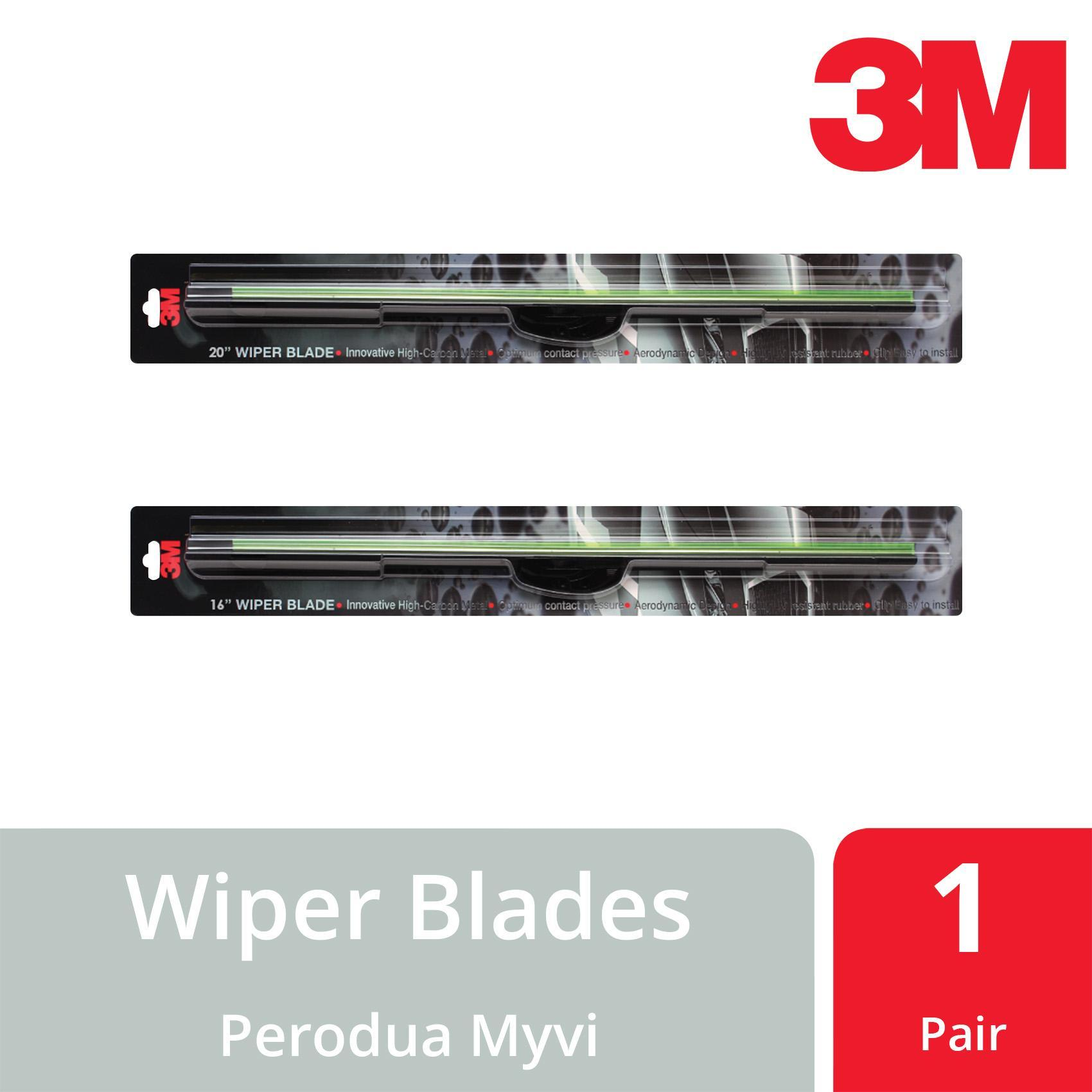 3m Frameless Wiper Blade 20 (per Pcs) By Bankable Marketing Shop.