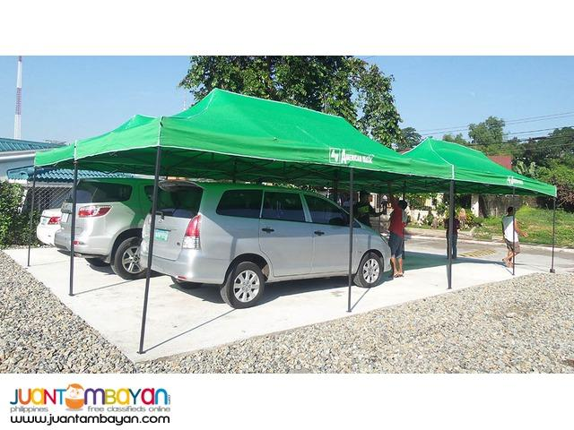 (3meters X 6meters) Retractable/portable/branded Tent {american Matic} By Trusty Hub.