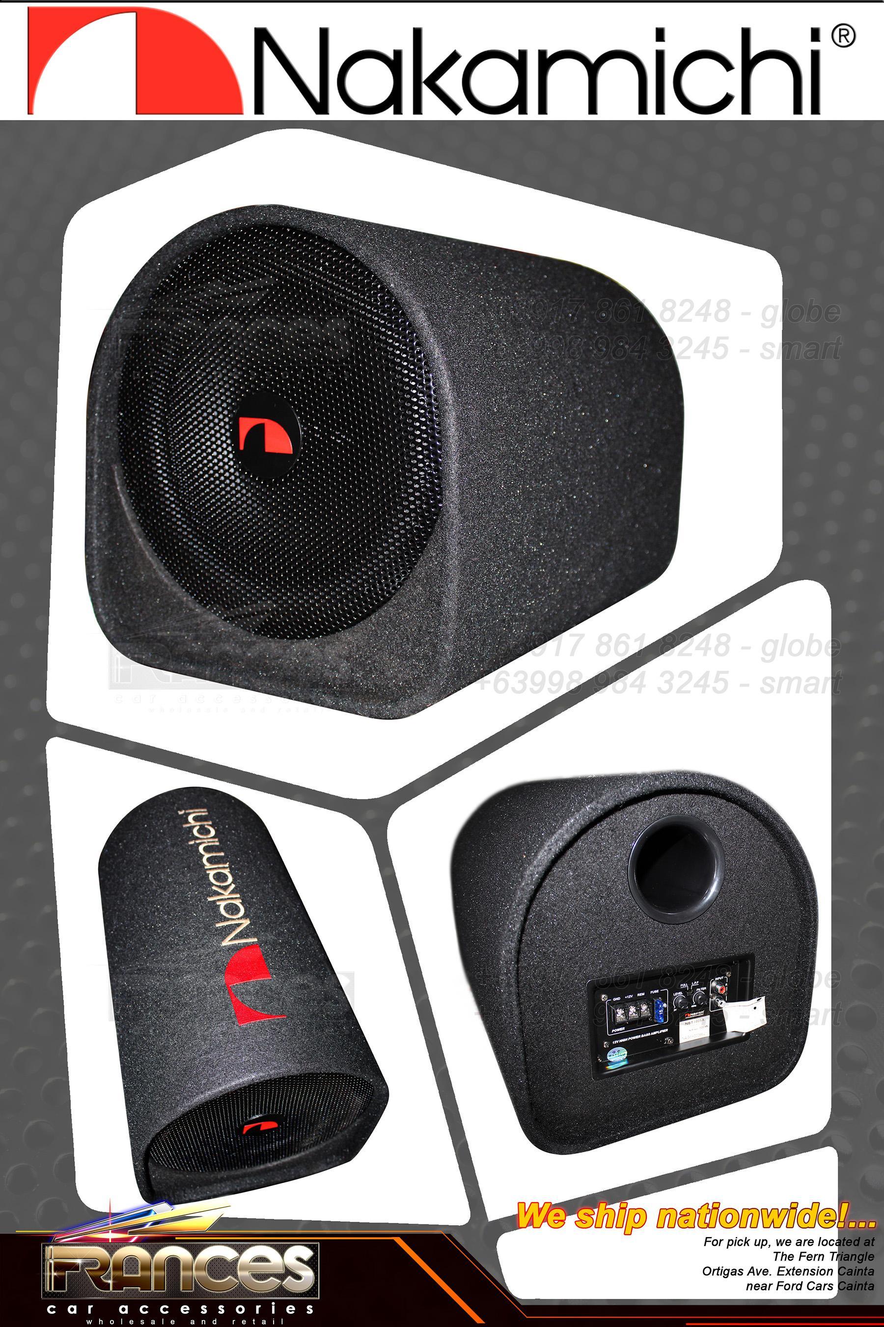 Nakamichi Philippines: Nakamichi price list - Earphones, Bluetooth